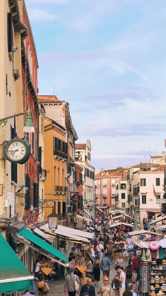 The Sestiere (District) of Cannaregio