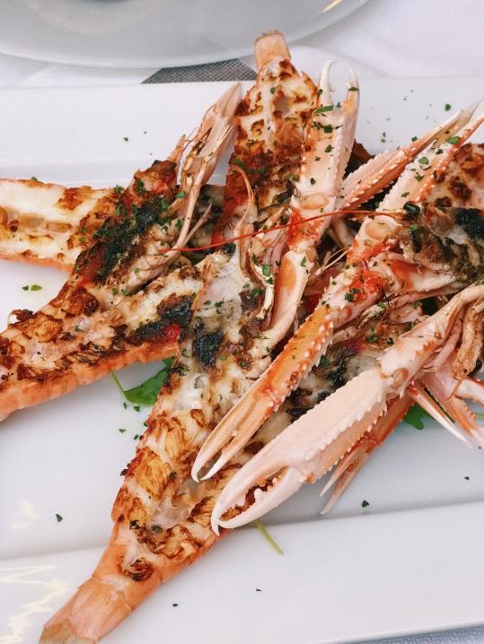 Baked Lobster - €16.9